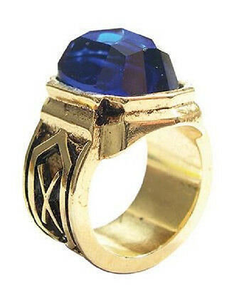LORD OF THE RINGS - Gimli the Dwarf  Ring - Brand New  with box -