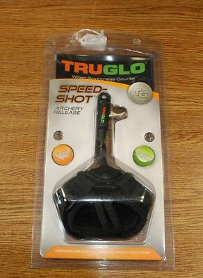 #TRUGLO TG 2510 RVB Speed Shot Archery Release - Brand New