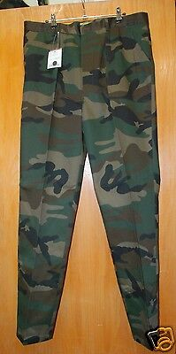 #Trousers in Woodland Colour, Green, Black - OUTDOOR/Hunting - New -