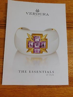 VERDURA The Essentials Catalog EXC