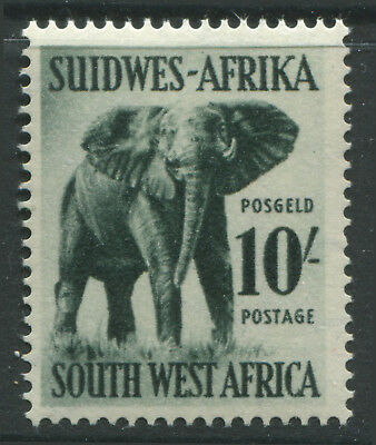 South West Africa 1954 10/ Elephant mint o.g.