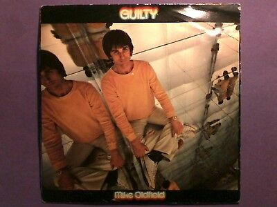 "Mike Oldfield - Guilty (7"" single) VS 245"