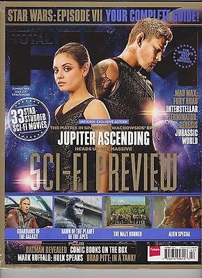 Total Film Magazine Uk Summer 2014, Sci-Fi Preview.