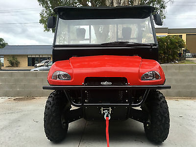 Synergy Farm Boss Daihatsu 1000Cc Diesel Side X Side Utv Atv Off Road Farm Buggy