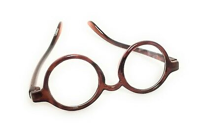"""Brown Tortoise Eye Glasses made for 18"""" American Girl Doll Clothes Accessories"""