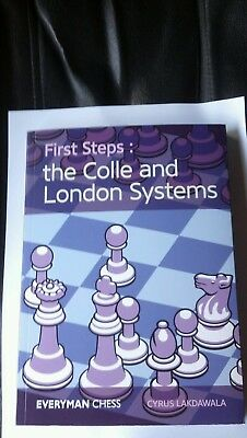 CHESS-SCACCHI -The Colle and London Systems - SCHACH