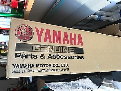 Yamaha 6DA-45300-11-8D Lower Unit