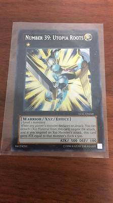 1X NM Number 39: Utopia Roots - LVAL-EN048 - Rare Unlimited Ed
