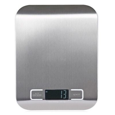 High Precision 5000g / 1g Backlight Digital LCD Electronic Kitchen Scale
