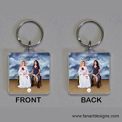 Orphan Black - Tatiana Maslany -  Photo Keychain #1