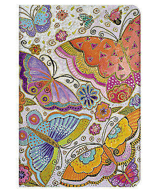 Diary 2018 Paperblanks Flutterbyes Mini Week To View HORZ 141x96mm