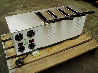 Commercial 4X Slot Toaster