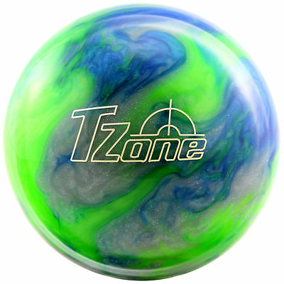 Bowling Ball Brunswick Ick Tzone Blue Lagoon 6-15 lbs, Spare & Strike