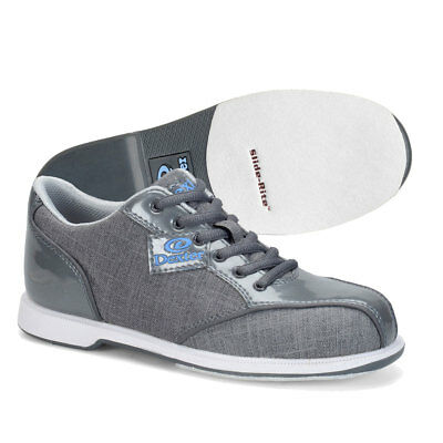 Ladies Bowling Shoes Dexter Ana Grey Left and Right Handed Size 36 - 41
