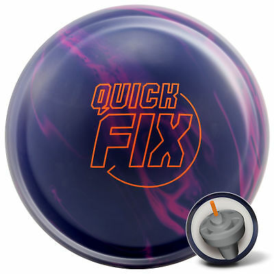 bowling ball radical Quick Fix Navy Magenta 14-16 lbs High Performance Reactive