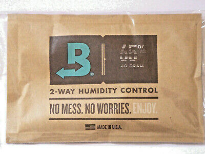 Boveda 65-Percent RH Individually Over Wrapped 2-Way Humidity Control Pack, 60g