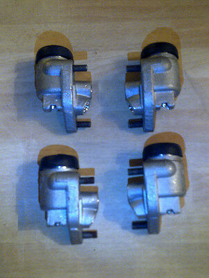 (x4) SINGER 9 9hp  (4ab & 4ad)   FRONT BRAKE WHEEL CYLINDERS     (1950- 54)
