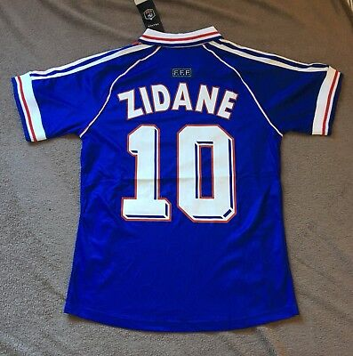 Zidane World Cup France 98