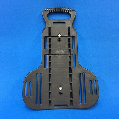 Used Scuba Diving B.c.d Backplate - Free Uk Delivery