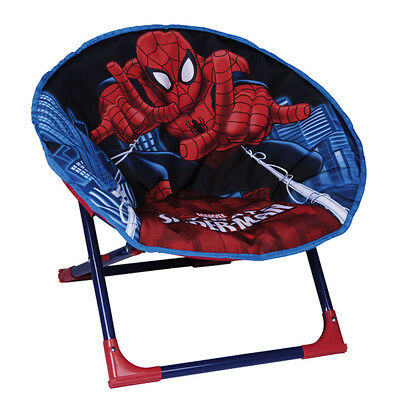 Marvel Ultimate Spider-Man Saucer Chair