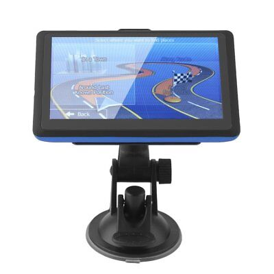8GB 5 inch SAT NAV Car GPS Navigation Set with UK Map Free Lifetime Update NEW