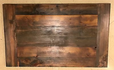 RECLAIMED BARN WOOD Table Top X Urban Rustic Shabby Chic - Reclaimed wood table nyc