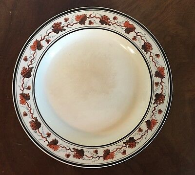 Antique Early 19th century English Wedgwood Creamware Pearlware Plate Dish