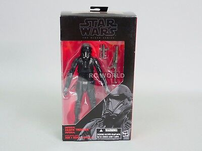 "Star Wars The Black Series  DEATH TROOPER 25   6"" Action Figure #ww"