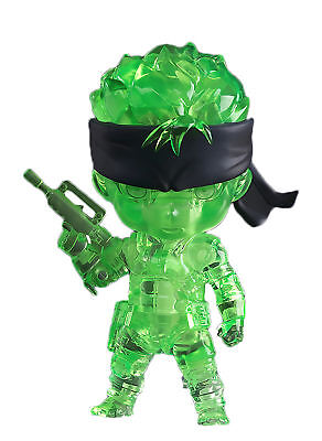 Metal Gear Solid: Solid Snake Stealth Camouflage Ver. Nendoroid Action Figure