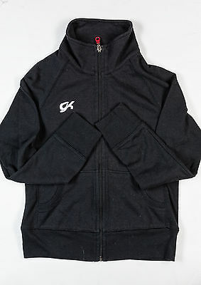 Gk From Elite Sportwear Youth Black Jacket/sweatshirt - Size 14