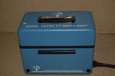 Phoenix Microsystems Inc Model 5575A T1 Micro Bert