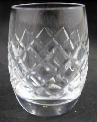 Waterford ALANA Barrel Shape Shot Glass GREAT CONDITION