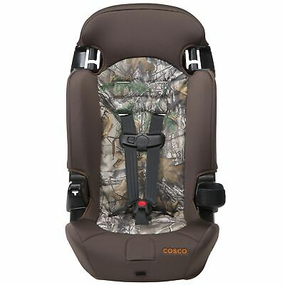 Cosco Finale 2-in-1 Highback Booster Car Seat - Realtree Xtra - Brown