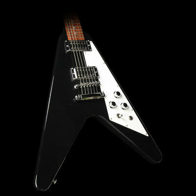 USED 2017 GIBSON Flying V HP Electric Guitar Ebony
