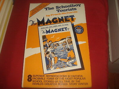 THE MAGNET LIBRARY #61 The Schoolboy Tourist Billy Bunter Howard Baker Hardcover