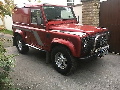 LAND ROVER DEFENDER 90 300 TDi, EXTREMELY RARE 98 **S O L D **