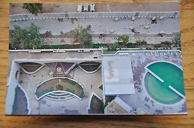 Iraqi Freedom OIF 1st Armored Photograph 3 x 5 Baghdad Sheraton Hotel great view