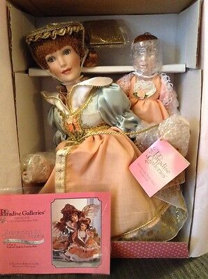 """Mib Paradise Galleries """"melissa And Her Angel 16"""" Doll"""