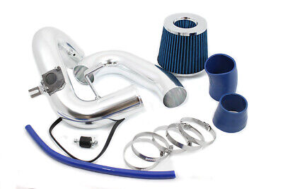 "2.75/"" BLUE Cold Air Intake Induction Kit Filter For 00-05 Celica GT//GTS 1.8L L4"