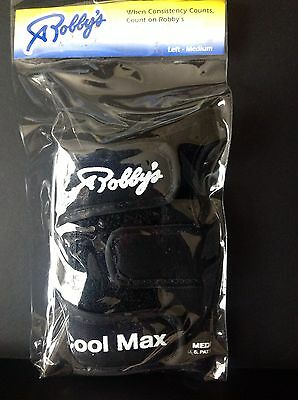 robby's tenpin bowling wrist guard - new in plastic