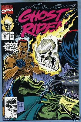 Ghost Rider #20 1991 Marvel Comics Mark Texeira
