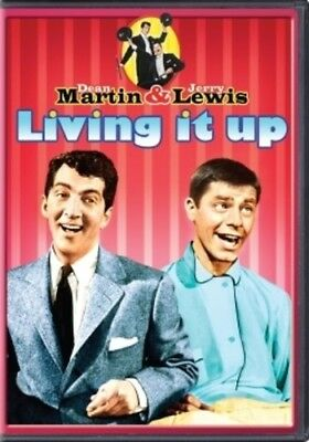 Living It Up [New DVD] Ac-3/Dolby Digital, Dolby, Dubbed, Subtitled, Widescree