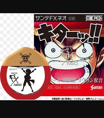Japan Sante FX NEO Limited Edition/ Ruffy / Free Shipping