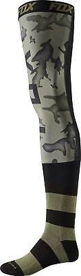 Fox Racing Proforma Knee Brace Camo Socks 2018 - MX Motocross Dirt Bike Off-Road