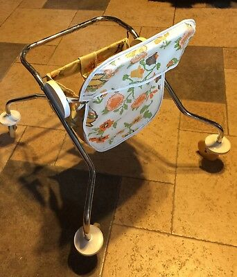 Vintage Peterson Baby Walker/jumper From The 60's!