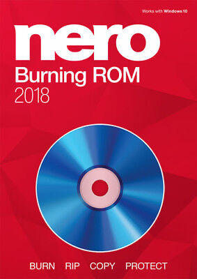 Nero Burning ROM 2018 ESD Download Windows