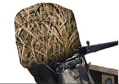 Mossy Oak Shadow Grass, Camo Outboard Boat Motor, Engine Cover 9.9 Hp-50 Hp