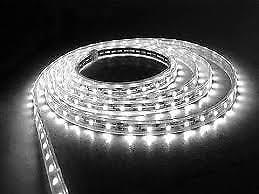 LED STRIP COOL WHITE - 5M With Controller