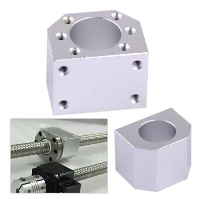 28mm BallScrew Nut Housing Seat Mount Bracket Holder For SFU1604 1605 1610 CNC