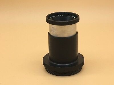 Dallmeyer 3 Inch (76mm) f3.5 Projection Lens For 35mm Film Format - READ - (#31)